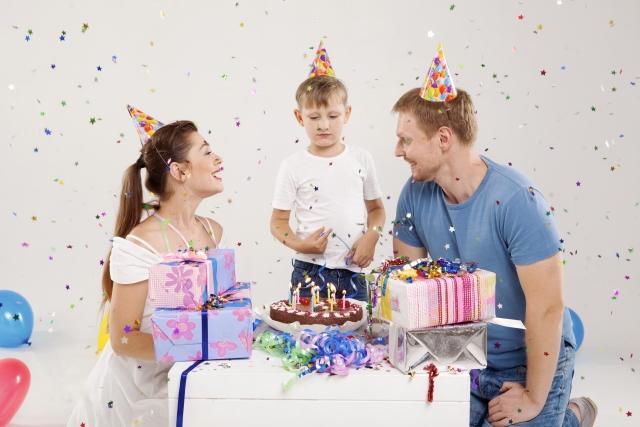 誕生日イメージ